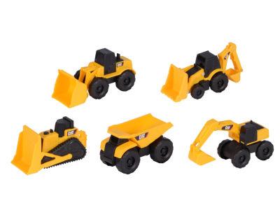 Caterpillar Construction Mini Machines 5 Pack