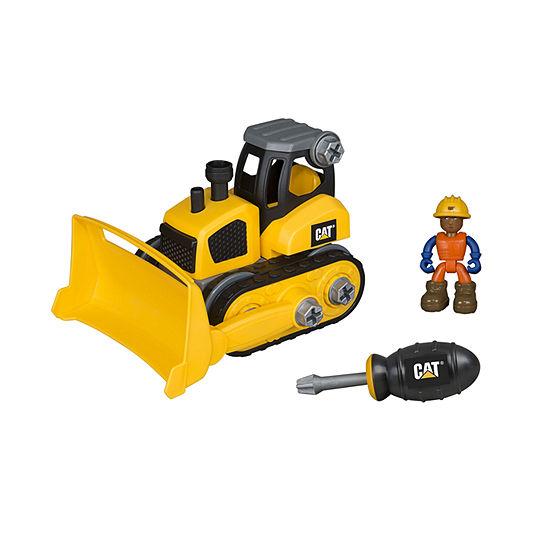Caterpillar Junior Operator Machine Bulldozer Construction Vehicle