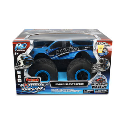 NKOK Mean Machines Extreme Terrain RC 1:8 Ford F-150 SVT Raptor