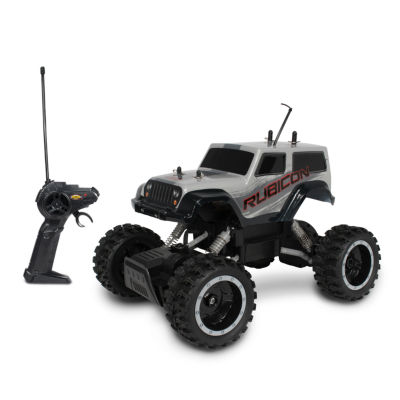 NKOK Mean Machines Rock Crawlers RC Jeep Wrangler