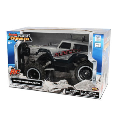 NKOK Mean Machines Rock Crawlers RC Jeep Wrangler