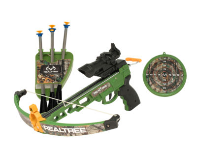 "NKOK RealTree Pistol Crossbow set (14""L)"""