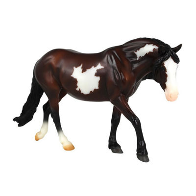 Breyer Classics Bay Pinto Pony