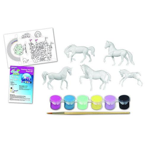 Breyer Stablemates My Dream Horse Fantasy Horse Paint Kit - 5 Horses