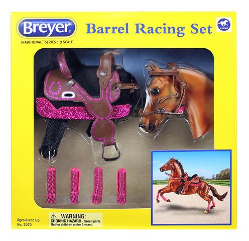 Breyer Traditional Series Barrel Racing Tack Set