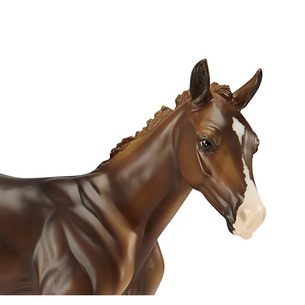 "Breyer Traditional Series Espresso Springtime Filly 10"" Big Foal 1:6 Scale"""