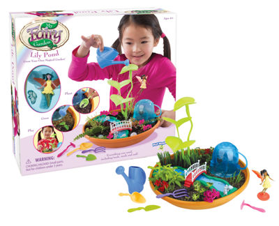 PlayMonster My Fairy Garden - Calla's Lily Pond