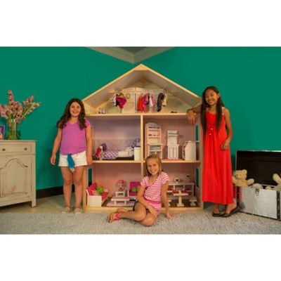 My Girl's 6' Tall Dollhouse for 18'' Dolls - Country French Style