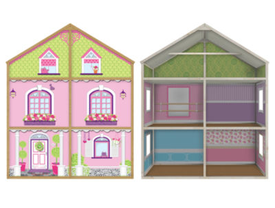My Girl's 6' Tall Dollhouse for 18'' Dolls - Dollie & Me Style