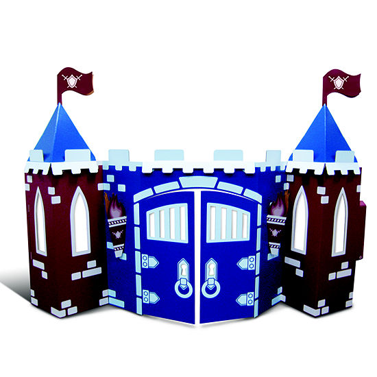 Knights Lifesize Play Castle