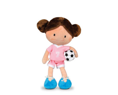Nici® Wonderland Minisophie the Soccer Player