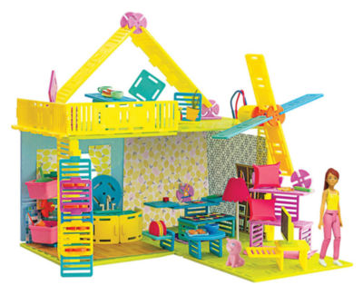Roominate Emma's Townhouse Wired Building Kit (STEM)