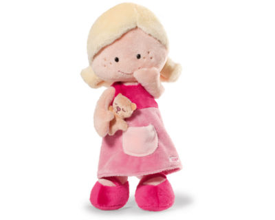 Neat-Oh!®  Nici Wonderland MiniLina 11.75 inch Dangling Plush Doll