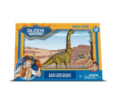 Geoworld Dr. Steve Hunters Medium Jurassic ActionBrachiosaurus