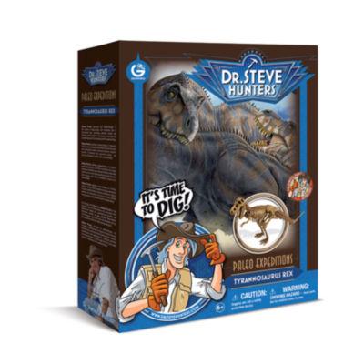 Geoworld Dr. Steve Hunters Paleo Expeditions DinoExcavation Kit - T. Rex