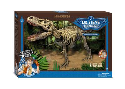 Geoworld Dr. Steve Hunters Paleo Expeditions Kit -T. Rex