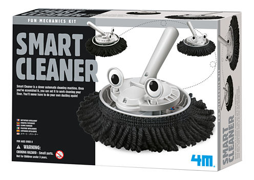 4m Smart Cleaner Electronic Learning
