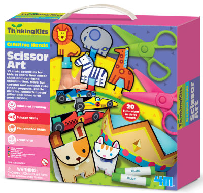 4m Creative Hands Interactive Toy - Unisex