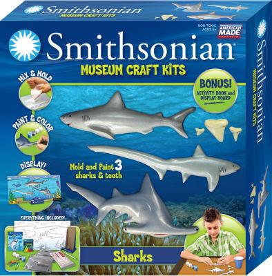 Smithsonian Museum Craft Kit - Shark
