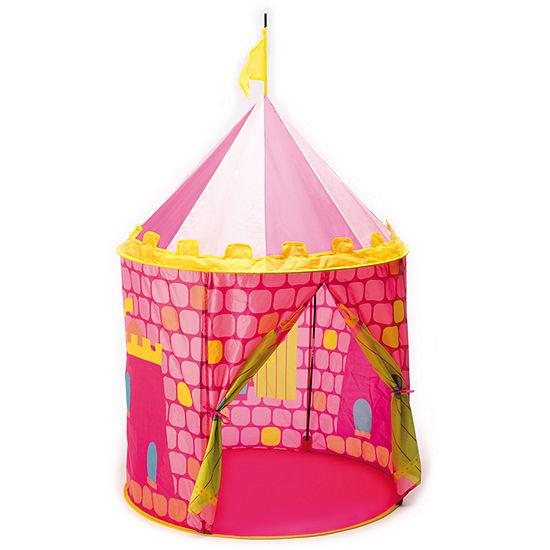 Pop-It-Up Princess Castle Tent