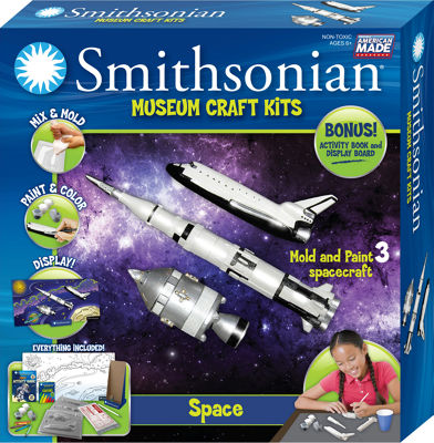 Smithsonian Museum Craft Kit - Space