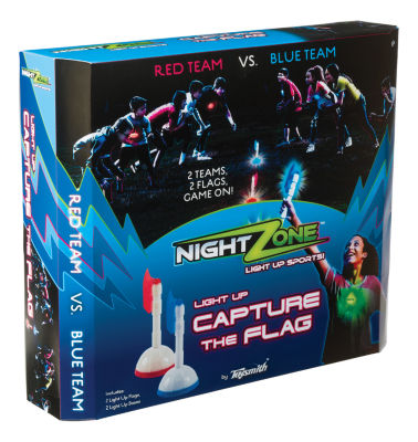Toysmith Capture The Flag Interactive Toy - Unisex