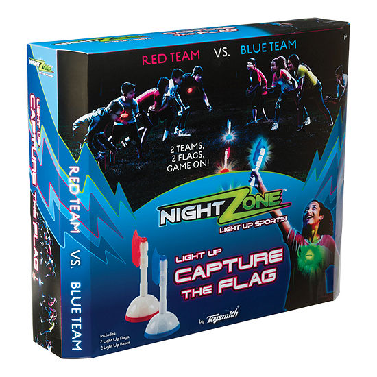 Toysmith Capture The Flag Interactive Toy Unisex