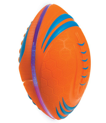 Toysmith Football Xl Interactive Toy - Unisex