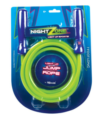 Toysmith Light Up Jump Rope Interactive Toy - Unisex