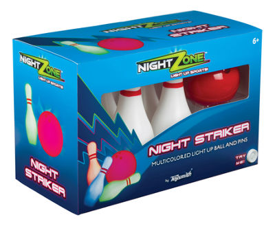 Toysmith Light Up Night Striker Interactive Toy - Unisex