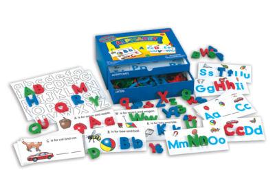 LAURI Educational Phonics Kit - Alphabet