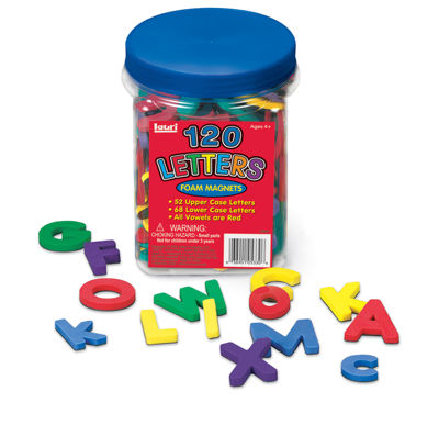 LAURI Magnetic Letters - 120pc