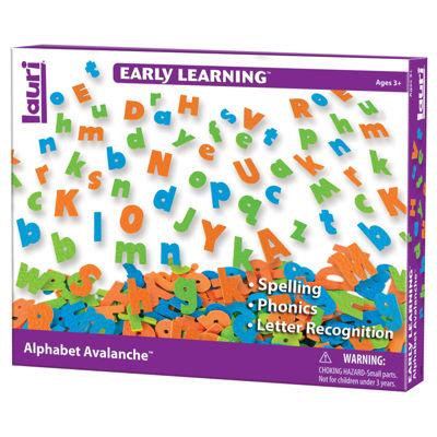 LAURI Mini Alphabet Avalanche Letter Set - 500pc