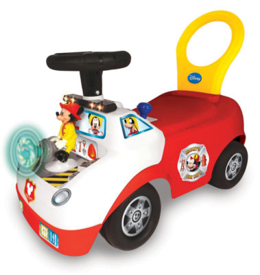 Disney Mickey Mouse Ride-On Car