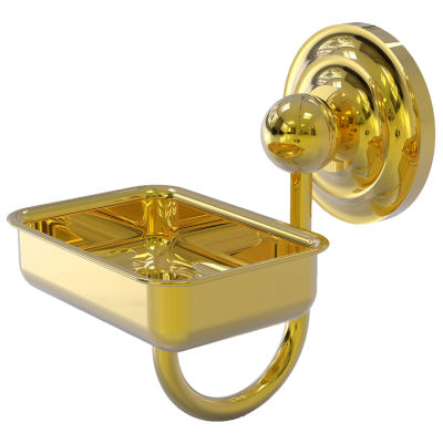 Allied Brass Prestige Que New Collection Wall Mounted Soap Dish