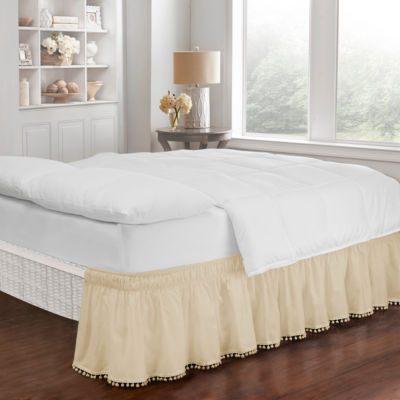 """Easy Fit 15"""" Bed Skirt"""