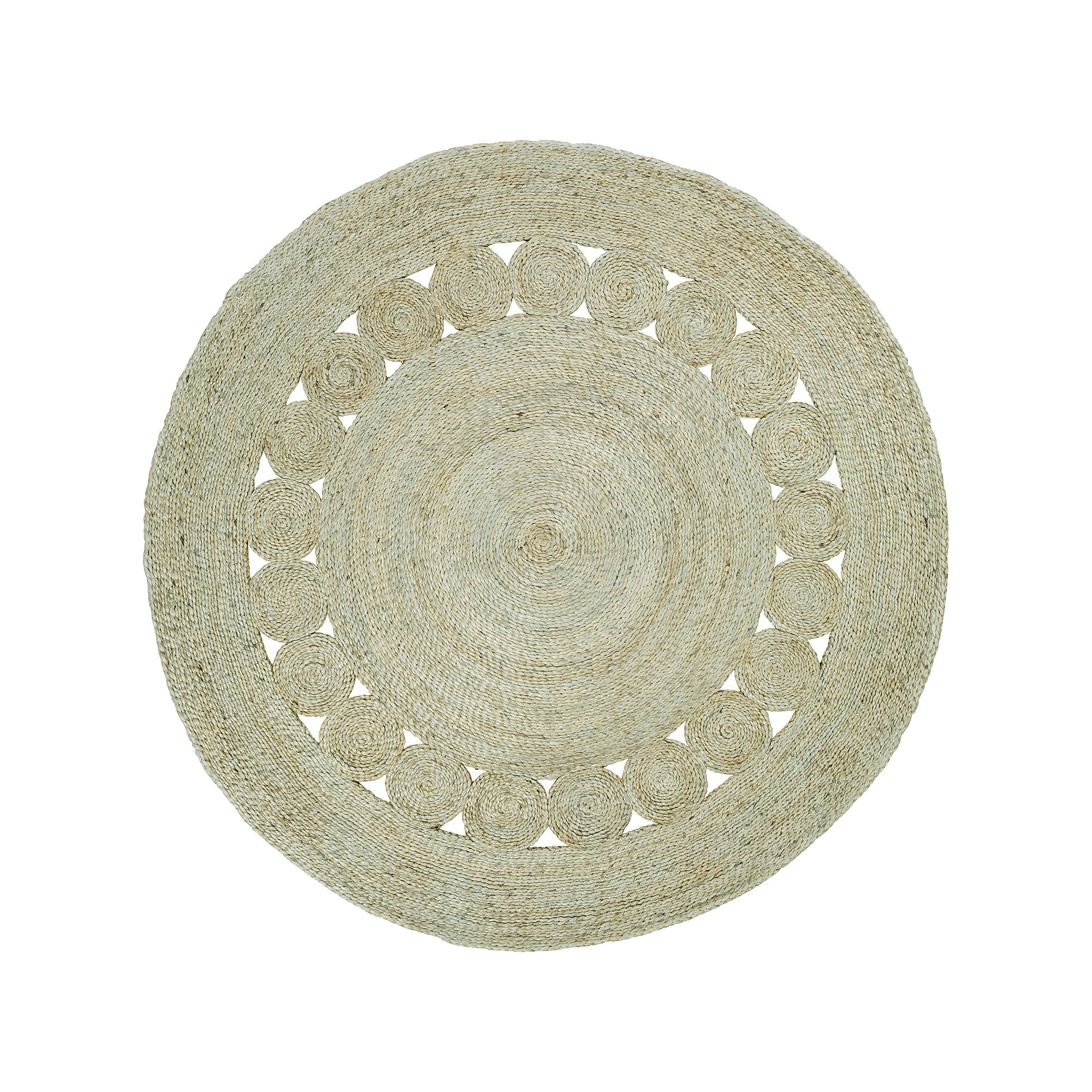 Decor 140 Dazed Round Rugs