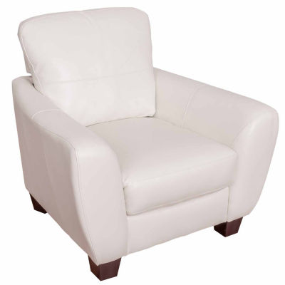 Jazz Bonded Leather Chair
