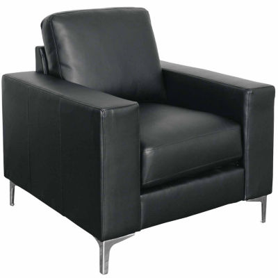 Cory Bonded Leather Chair