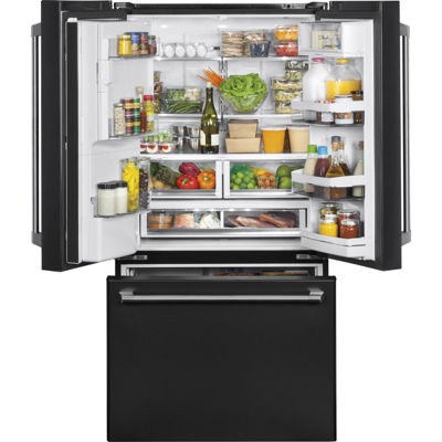 GE Cafe´™ Series ENERGY STAR® 27.8 Cu. Ft. French-Door Refrigerator with Keurig® K-Cup® Brewing System