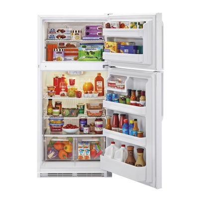 Haier 18.1 Cu. Ft. Top-Freezer Refrigerator