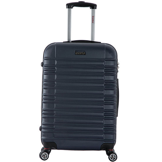 InUSA New York Lightweight Hardside 24 Inch Spinner Luggage