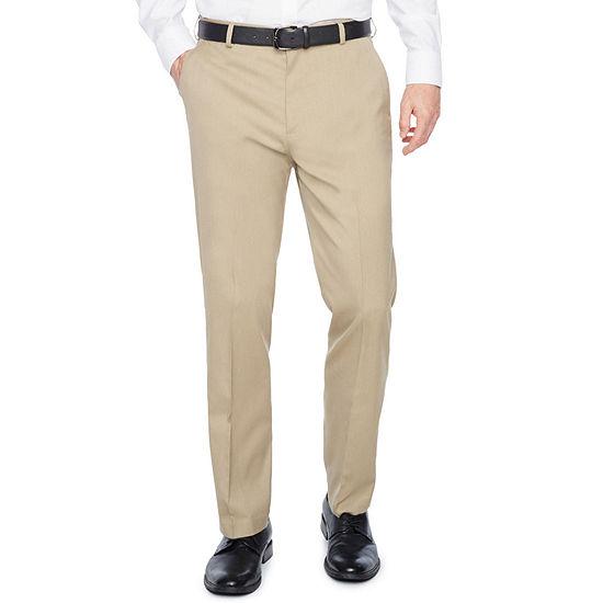Van Heusen Air Flat-Front Straight-Leg Flex Men's Dress Pants