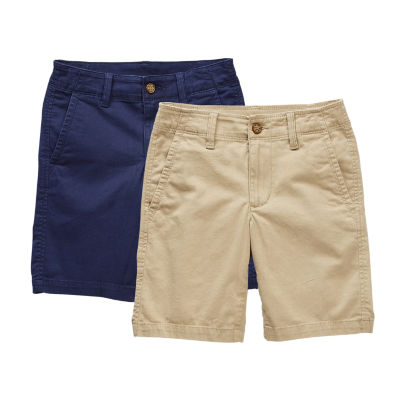 Thereabouts Little & Big Boys 2-pc. Stretch Adjustable Waist Chino Short