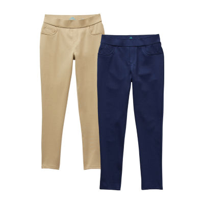 Thereabouts Little & Big Girls 2-pc. Skinny Pull-On Pants
