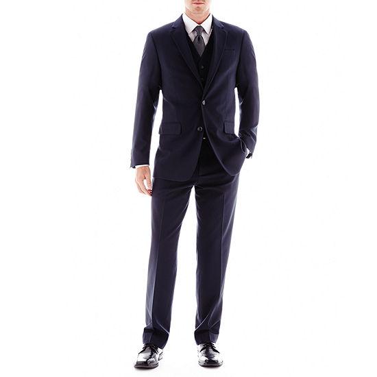 Jf J Ferrar Stretch Gabardine Suit Separates Classic Fit