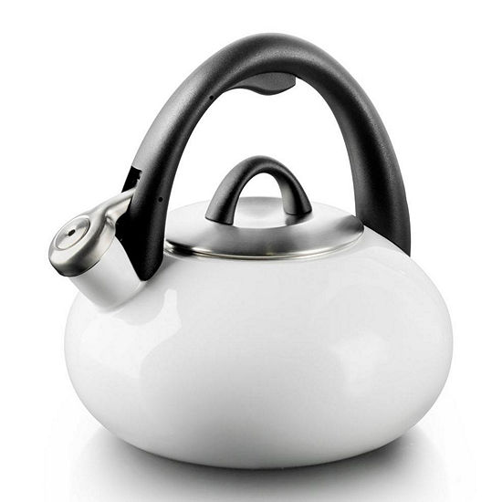 Calphalon® Enamel Tea Kettle