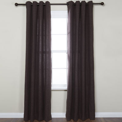 Liz Claiborne® Sierra Ball Adjustable Curtain Rod