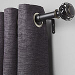 Liz Claiborne® Cage Knob Adjustable Curtain Rod