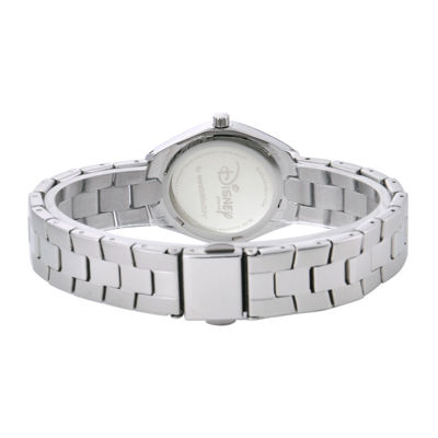 Disney Mickey Mouse Womens Stainless Steel Watch
